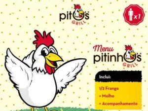 Menu Pitinho's Grill