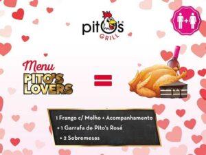 Menu Pito's Lovers